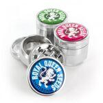grinder-aluminium-drip-rqs-logo